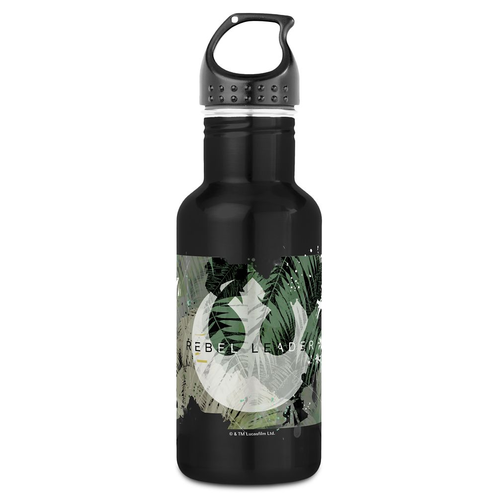 Star Wars Rebel Leader Water Bottle – Customizable