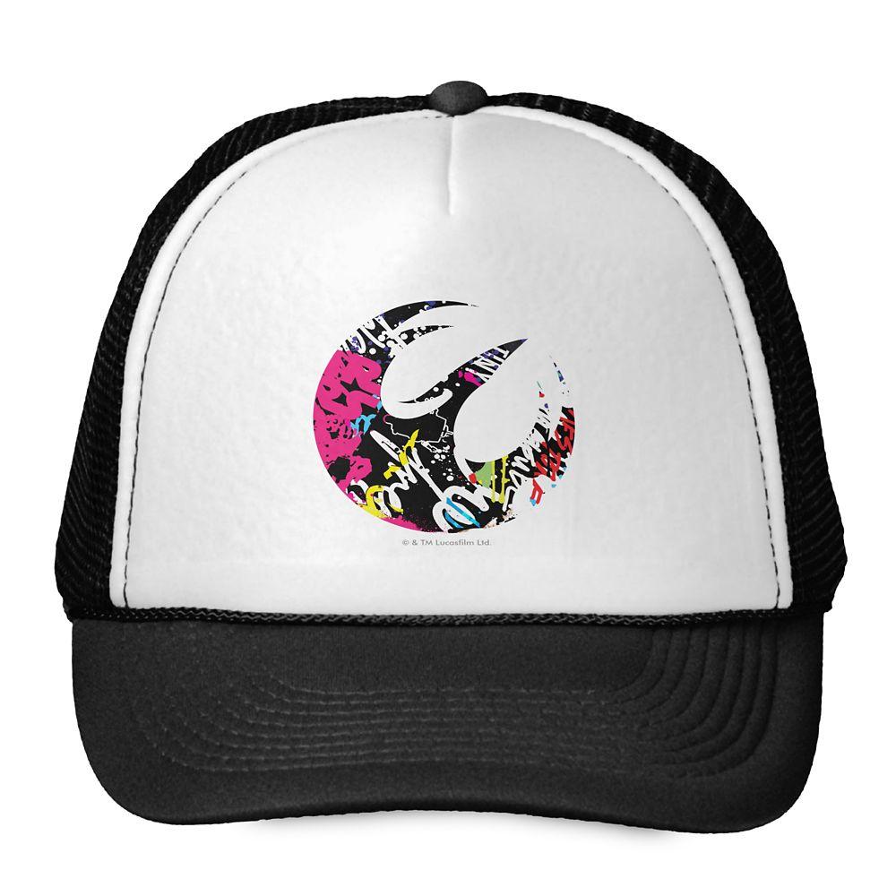 Star Wars Sabine Badge Trucker Hat  Customizable Official shopDisney