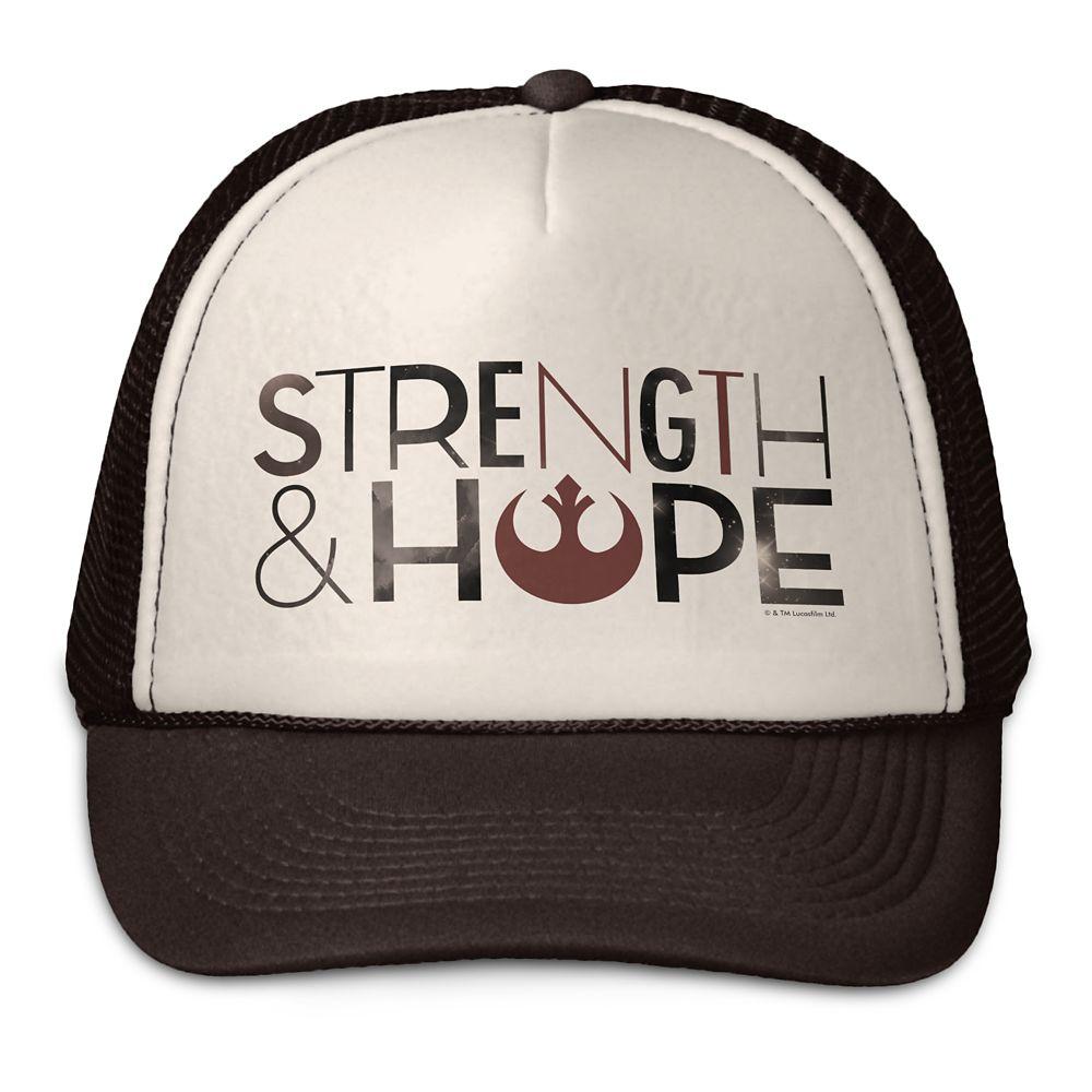 Star Wars ''Strength & Hope'' Trucker Hat – Customizable