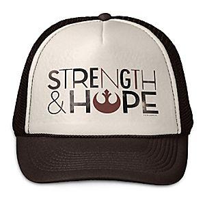 "Star Wars ""Strength & Hope"" Trucker Hat – Customizable"