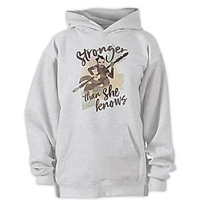 "Star Wars Rey ""Stronger Than She Knows"" Hoodie for Kids – Customizable"
