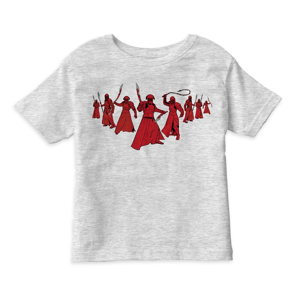 Star Wars: The Last Jedi Praetorian Guard T-Shirt for Kids – Customizable