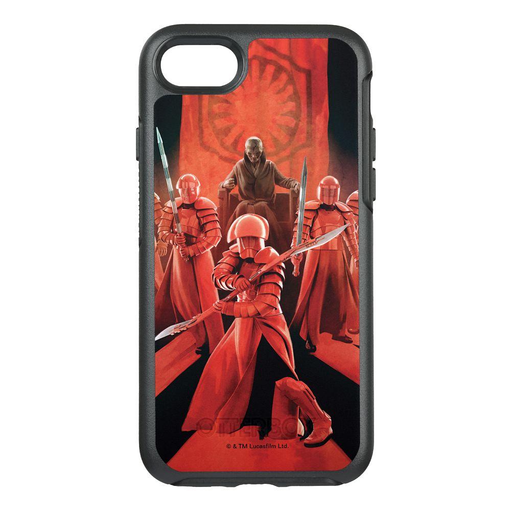 Star Wars: The Last Jedi Praetorian Guard & Supreme Leader Snoke Otterbox iPhone 7 Case – Customizable