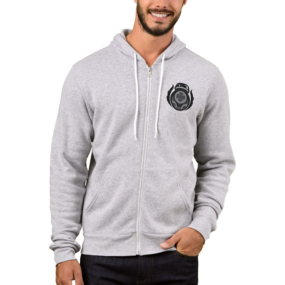 Star Wars: The Last Jedi First Order Droid Zip Hoodie for Men  Customizable Official shopDisney