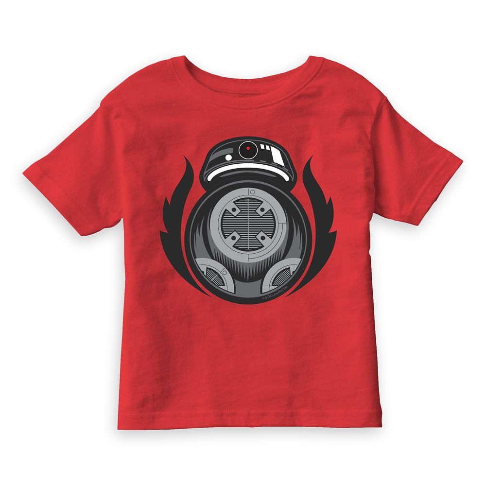 Star Wars: The Last Jedi Imperial Droid T-Shirt for Kids – Customizable