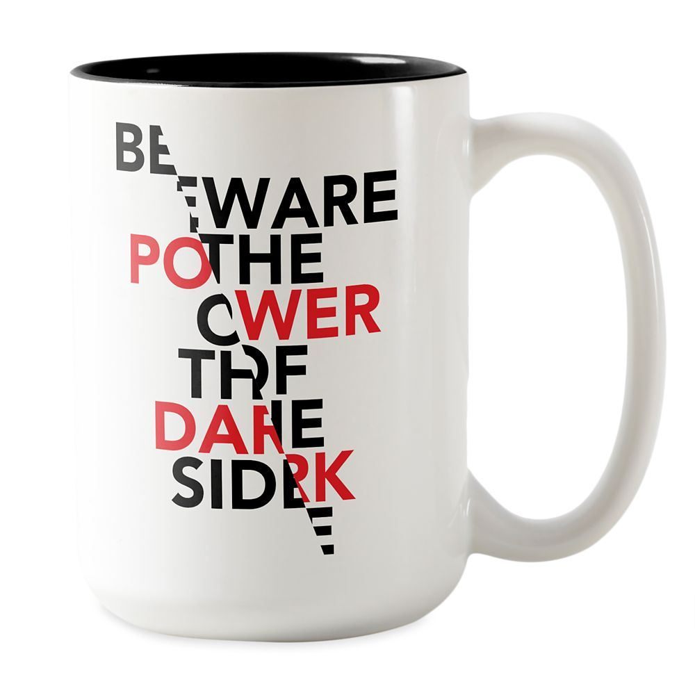 Beware the Power of the Dark Side Mug – Star Wars: The Last Jedi – Customizable