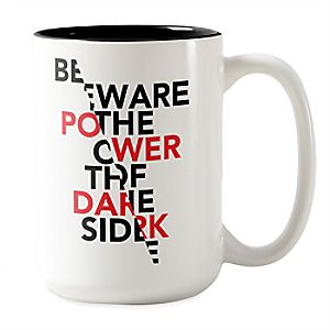 Beware the Power of the Dark Side Mug - Star Wars: The Last Jedi - Customizable 7200001609ZESP