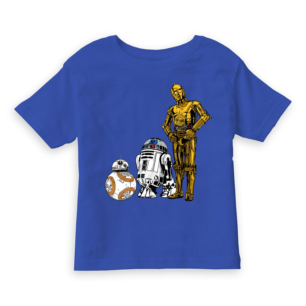 Star Wars: The Last Droids T-Shirt for Kids – Customizable