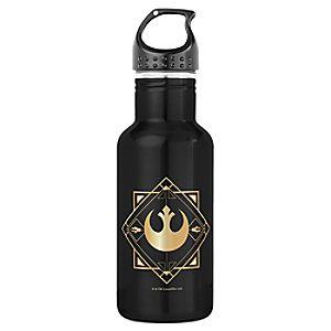 Star Wars: The Last Jedi Alliance Starbird Water Bottle – Customizable