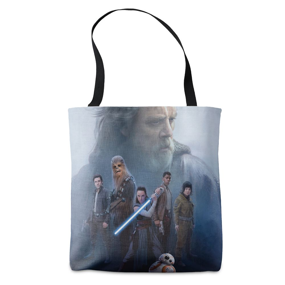 shopdisney.com - Star Wars: The Last Jedi Resistance Printed Tote Bag  Customizable Official shopDisney 19.95 USD