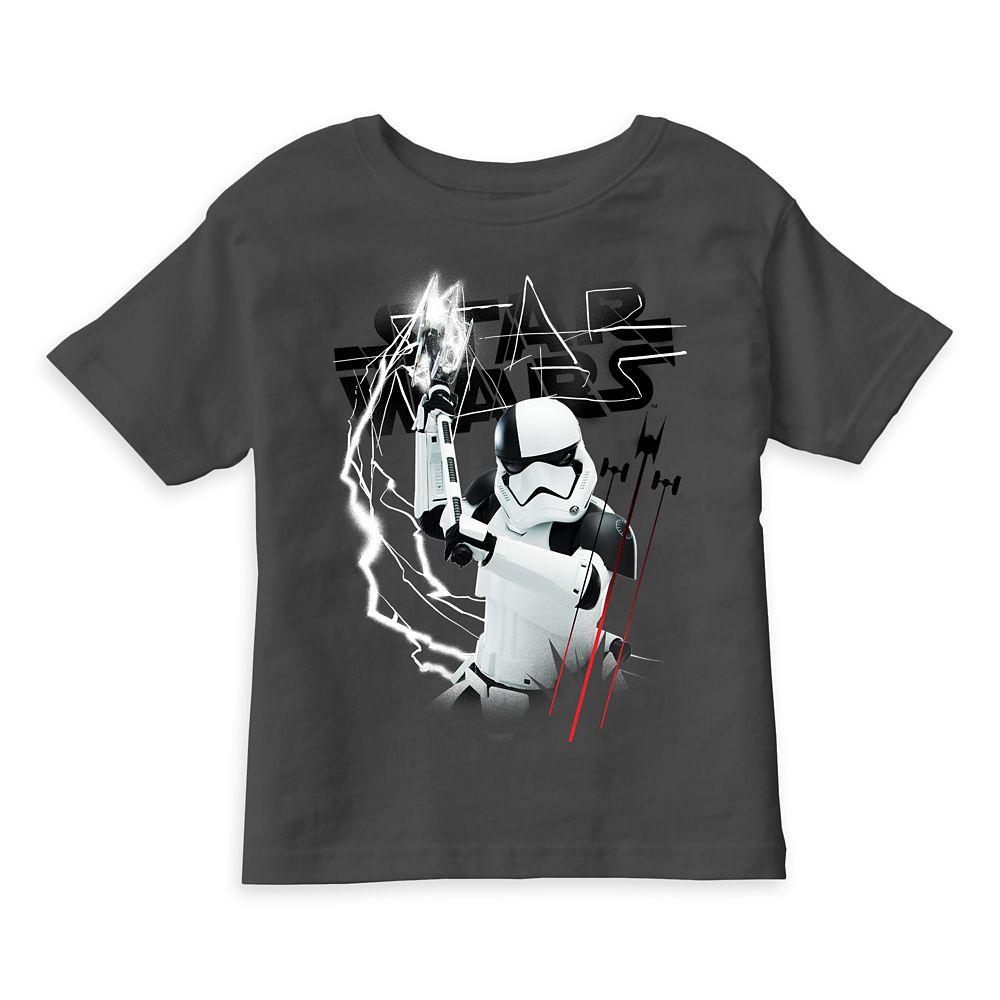 Star Wars: The Last Jedi Executioner Stormtrooper Graffiti T-shirt for Kids – Customizable