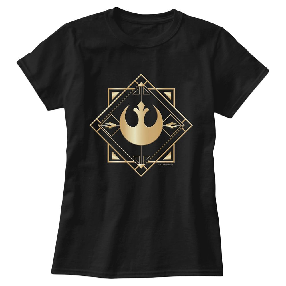 Star Wars: The Last Jedi Alliance Starbird T-Shirt for Women – Customizable
