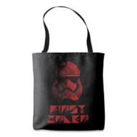 Star Wars: The Last Jedi Captain Phasma First Order Tote Bag – Customizable
