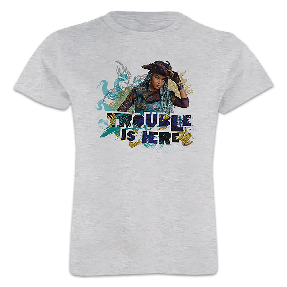 Descendants 2 Uma Tee for Girls – Customizable