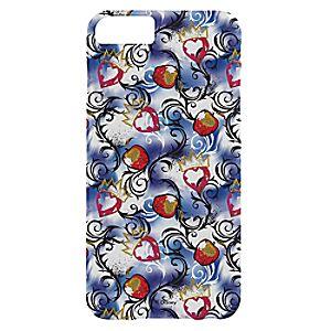 Disney Store Descendants 2 Evie Apple Pattern Iphone 7 / 6 / 6s Plus Case