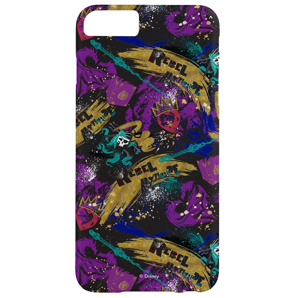 Descendants 2 Rebel Attitude iPhone 7/6/6S Plus Case  Customizable Official shopDisney