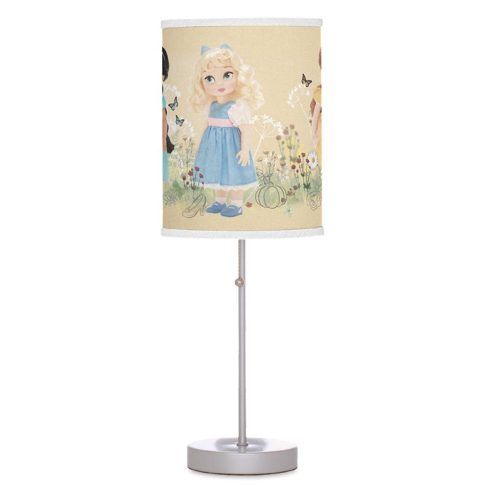 Disney Animators' Collection Disney Princesses Table Lamp  Customizable