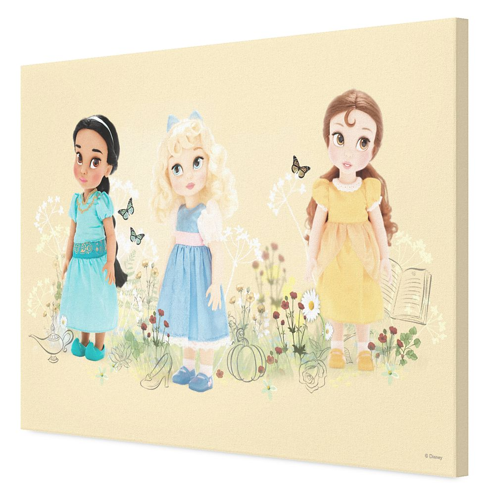 Disney Animators' Collection Disney Princess Canvas Print – Customizable