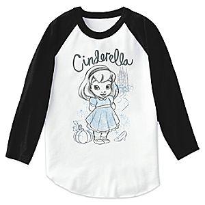 Cinderella Disney Animators' Collection Raglan T-Shirt for