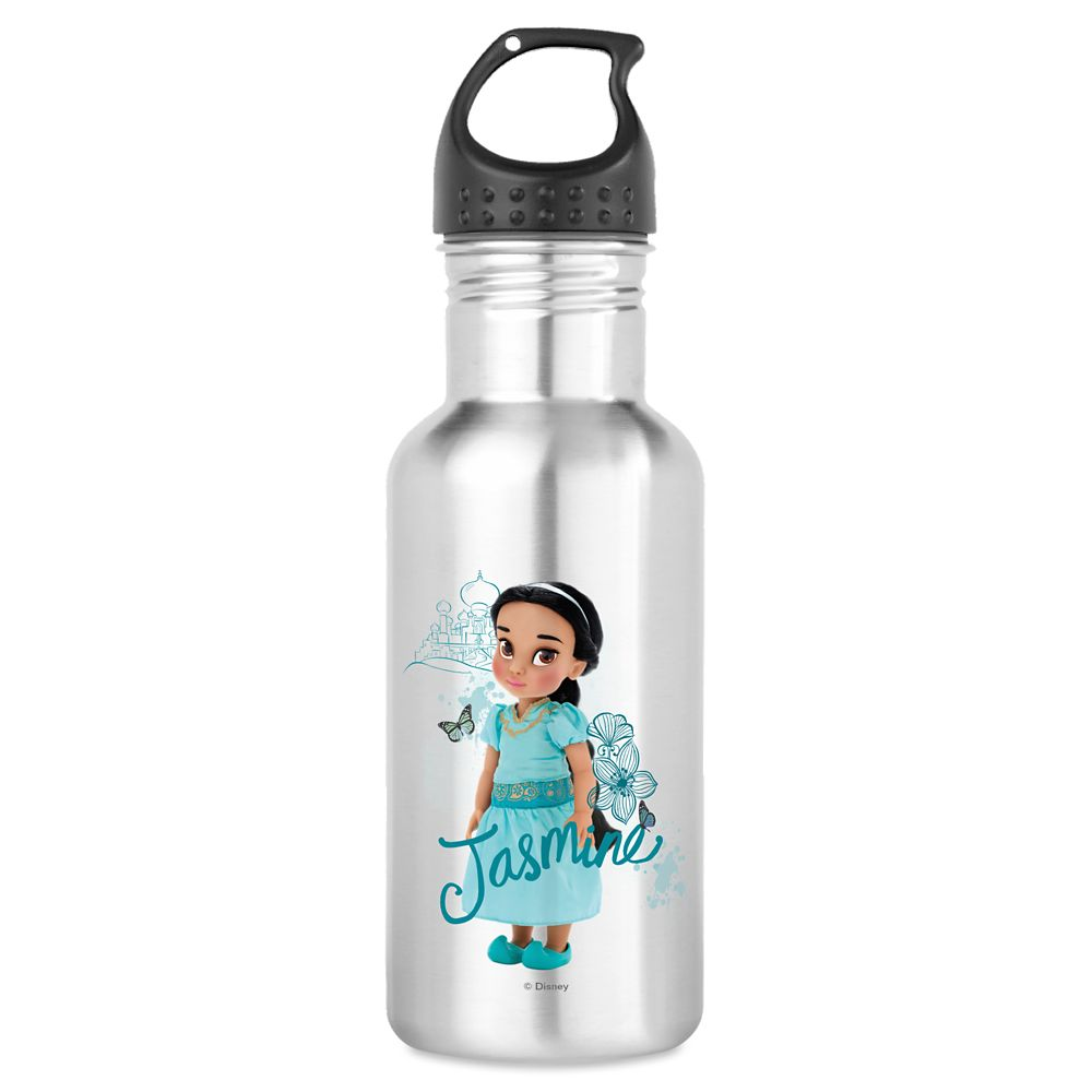 Jasmine Disney Animators' Collection Water Bottle  Customizable
