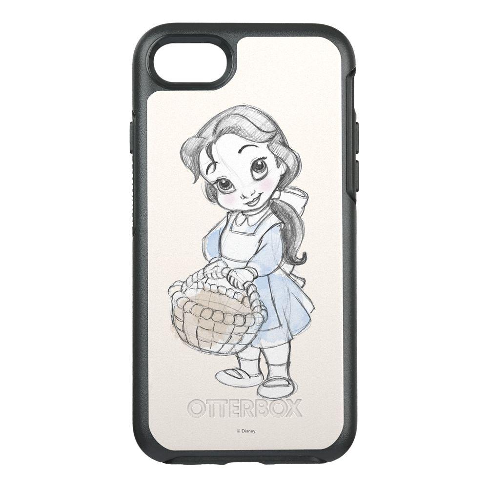 Belle Disney Animators' Collection iPhone 7 Case – Customizable