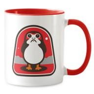 Star Wars: The Last Jedi Porg Badge Mug – Customizable