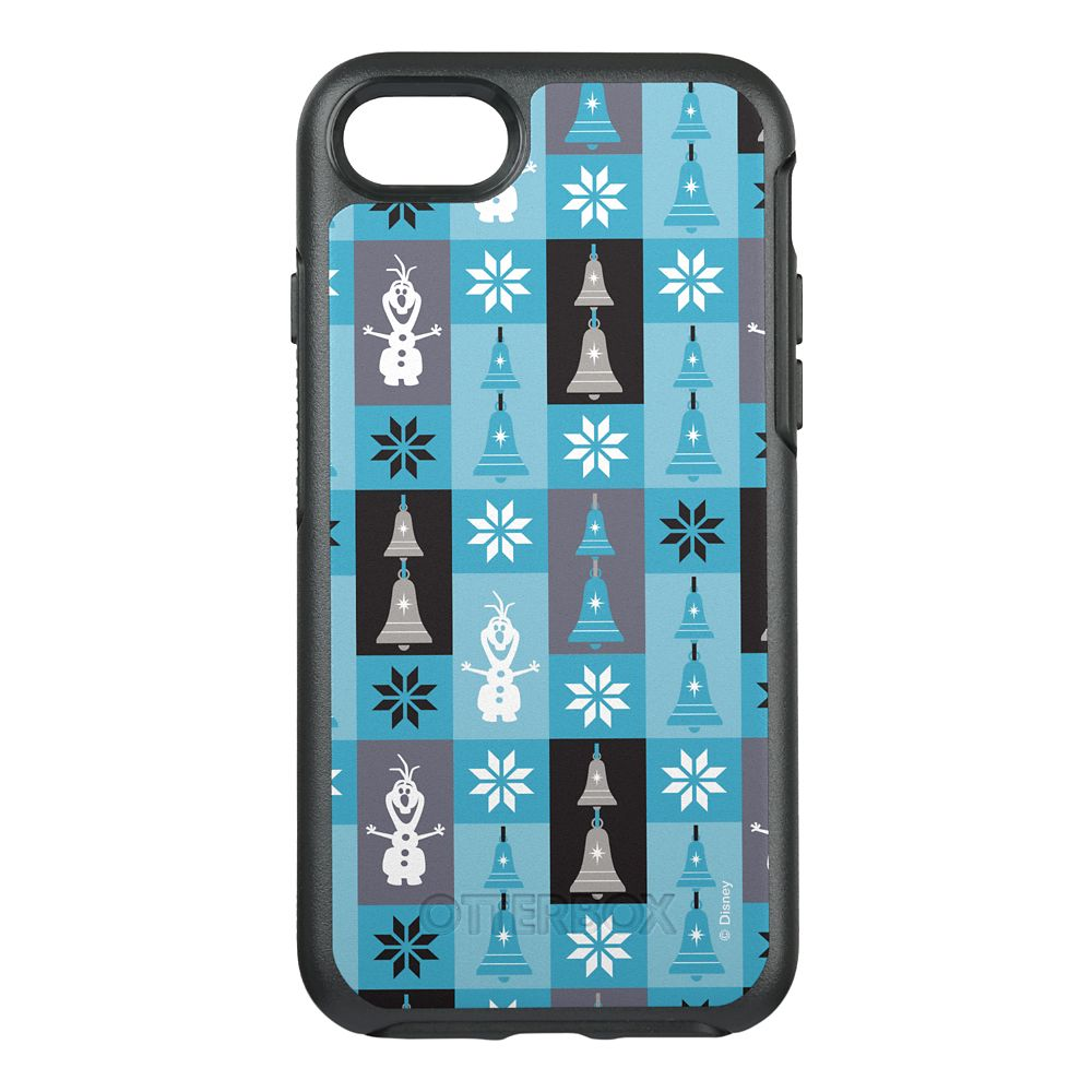 Olaf's Frozen Adventure Pattern iPhone 7 Case – Customizable