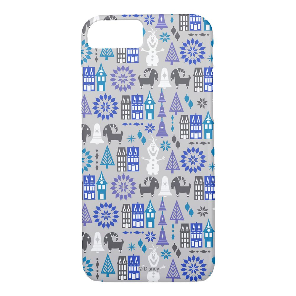 Olaf's Frozen Adventure Warm Hugs iPhone 7 Case – Customizable