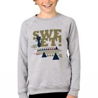 Olaf's Frozen Adventure Sweet Raglan Sweatshirt for Kids – Customizable