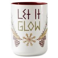 Olaf's Frozen Adventure Let It Glow Coffee Mug – Customizable