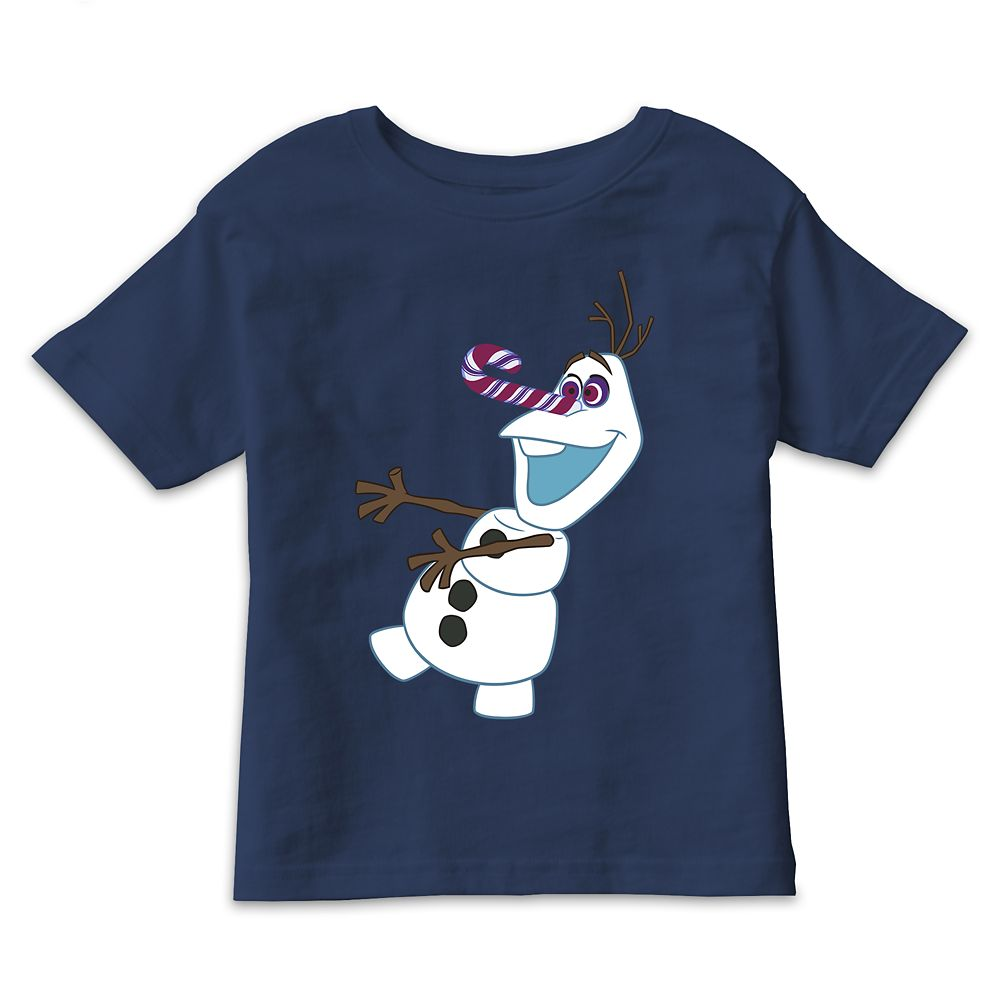 Olaf's Frozen Adventure T-Shirt for Kids – Customizable
