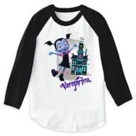Vampirina Raglan Top – Girls – Customizable