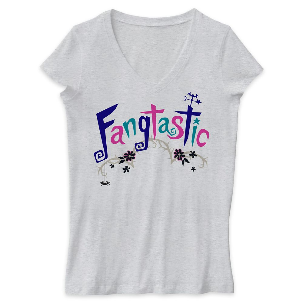 Vampirina ''Fangtastic'' V-Neck T-Shirt  Women  Customizable Official shopDisney