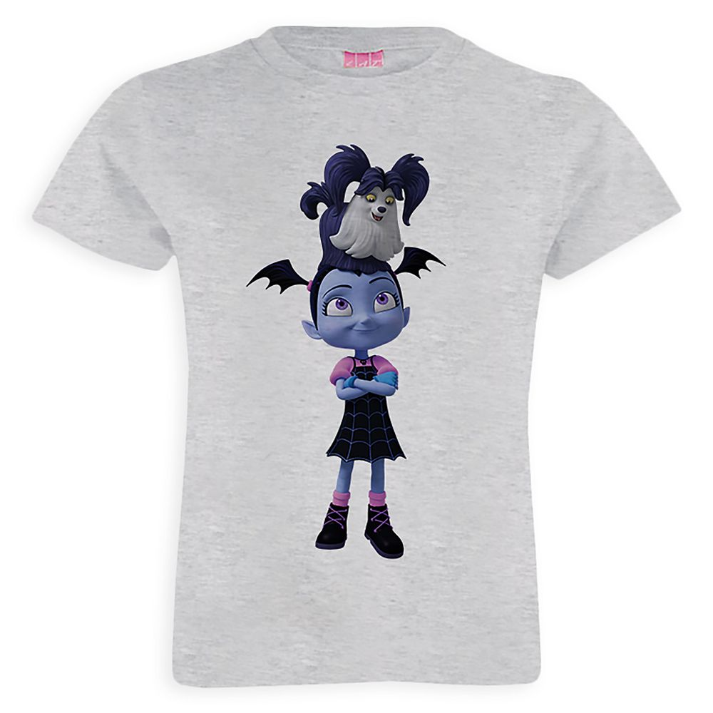 Vampirina and Wolfie T-Shirt – Girls – Customizable