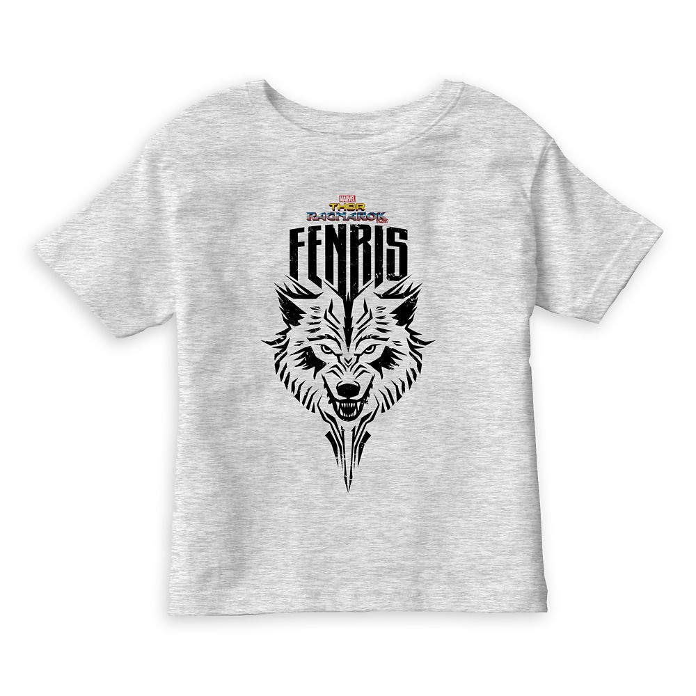 Thor: Ragnarok Fenris Wolf T-shirt – Kids – Customizable