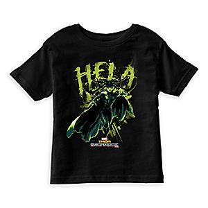 Thor: Ragnarok Hela T-shirt - Kids -