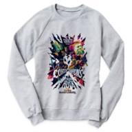 Thor: Ragnarok Thor vs. Hulk Raglan Sweatshirt – Kids- Customizable