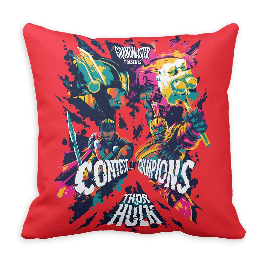 Thor: Ragnarok Thor vs. Hulk Pillow – Customizable