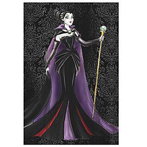 Maleficent Canvas Print - Art of Disney