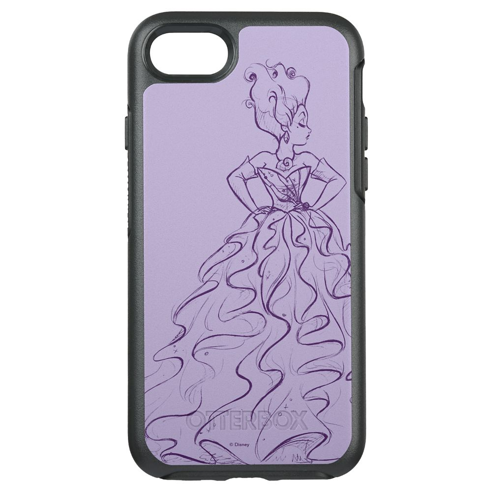 Ursula OtterBox Symmetry iPhone 8/7 Case  Art of Disney Villains Designer Collection