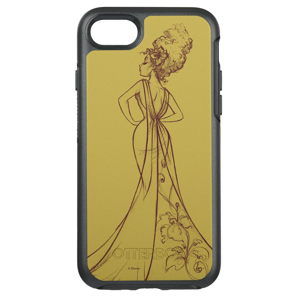 Mother Gothel OtterBox Symmetry iPhone 8/7 Case – Art of Disney Villains Designer Collection