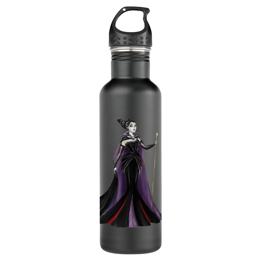 Maleficent Water Bottle  Art of Disney Villains Designer Collection