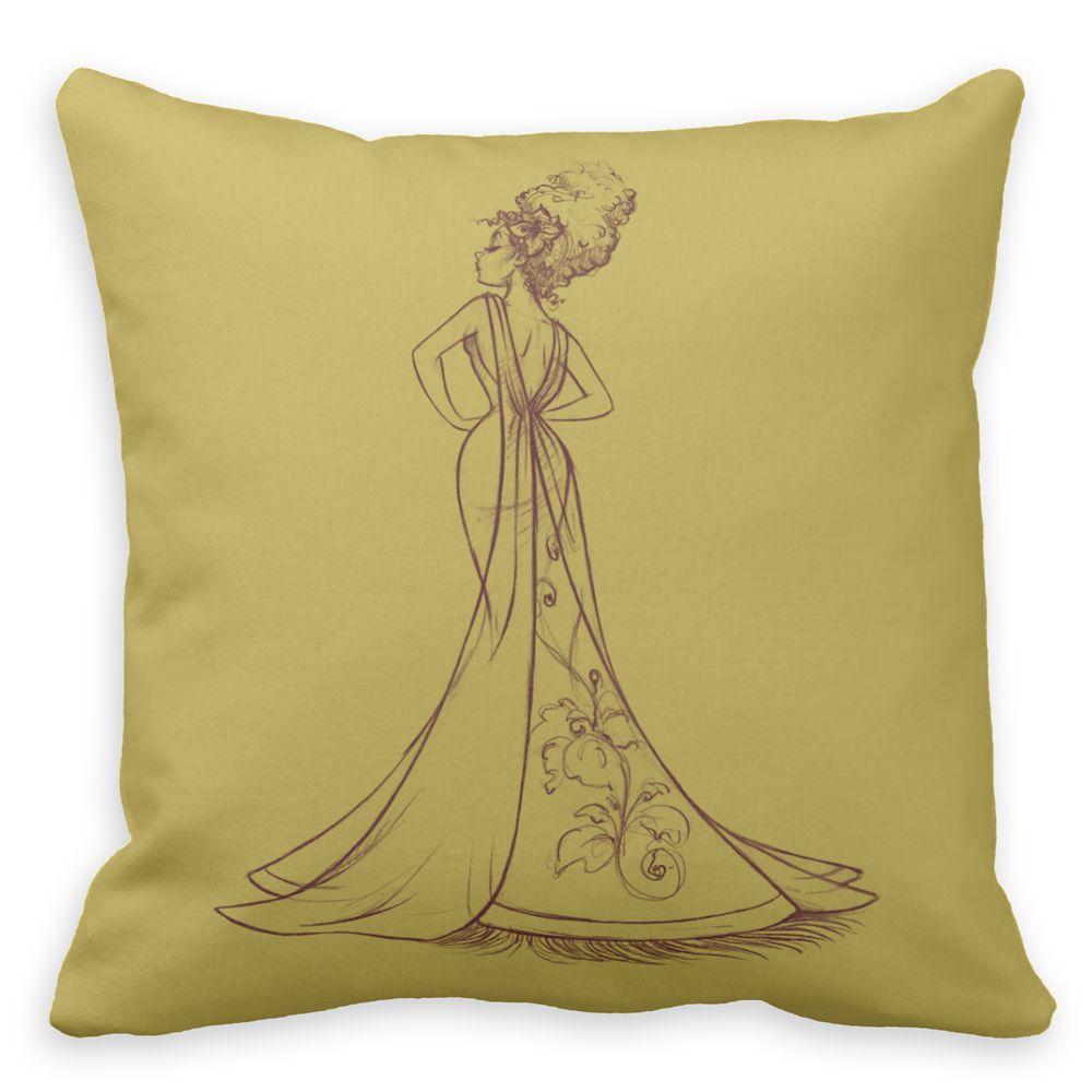 Mother Gothel Throw Pillow – Art of Disney Villains Designer Collection