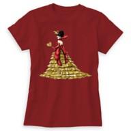 Queen of Hearts T-Shirt – Art of Disney Villains Designer Collection – Women