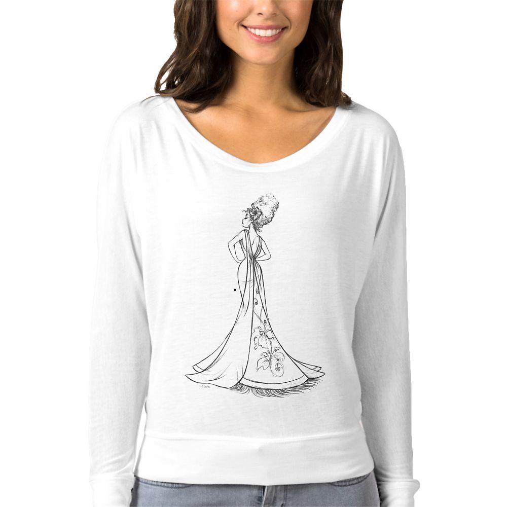 Mother Gothel Off the Shoulder Shirt – Art of Disney Villains Designer Collection – Women