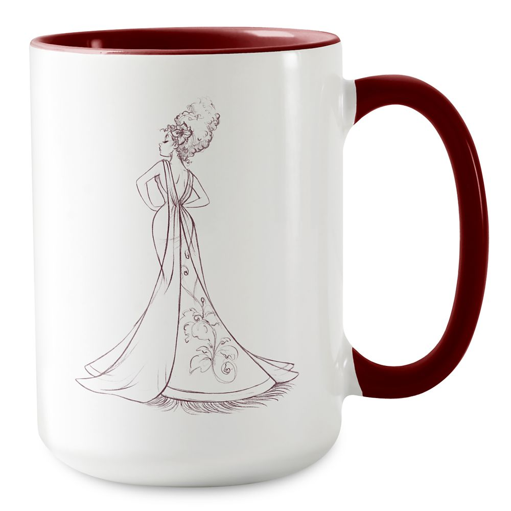 Mother Gothel Two-Tone Coffee Mug – Art of Disney Villains Designer Collection