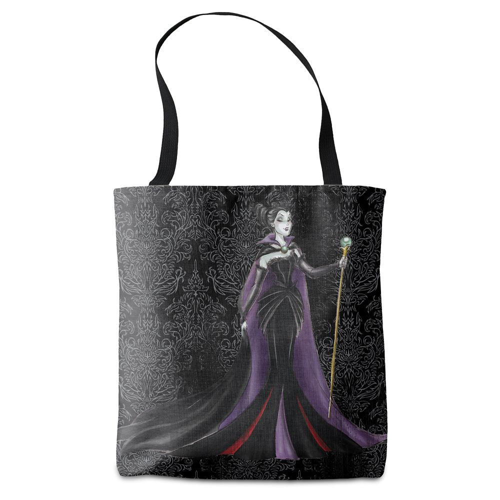 Maleficent Tote Bag – Art of Disney Villains Designer Collection