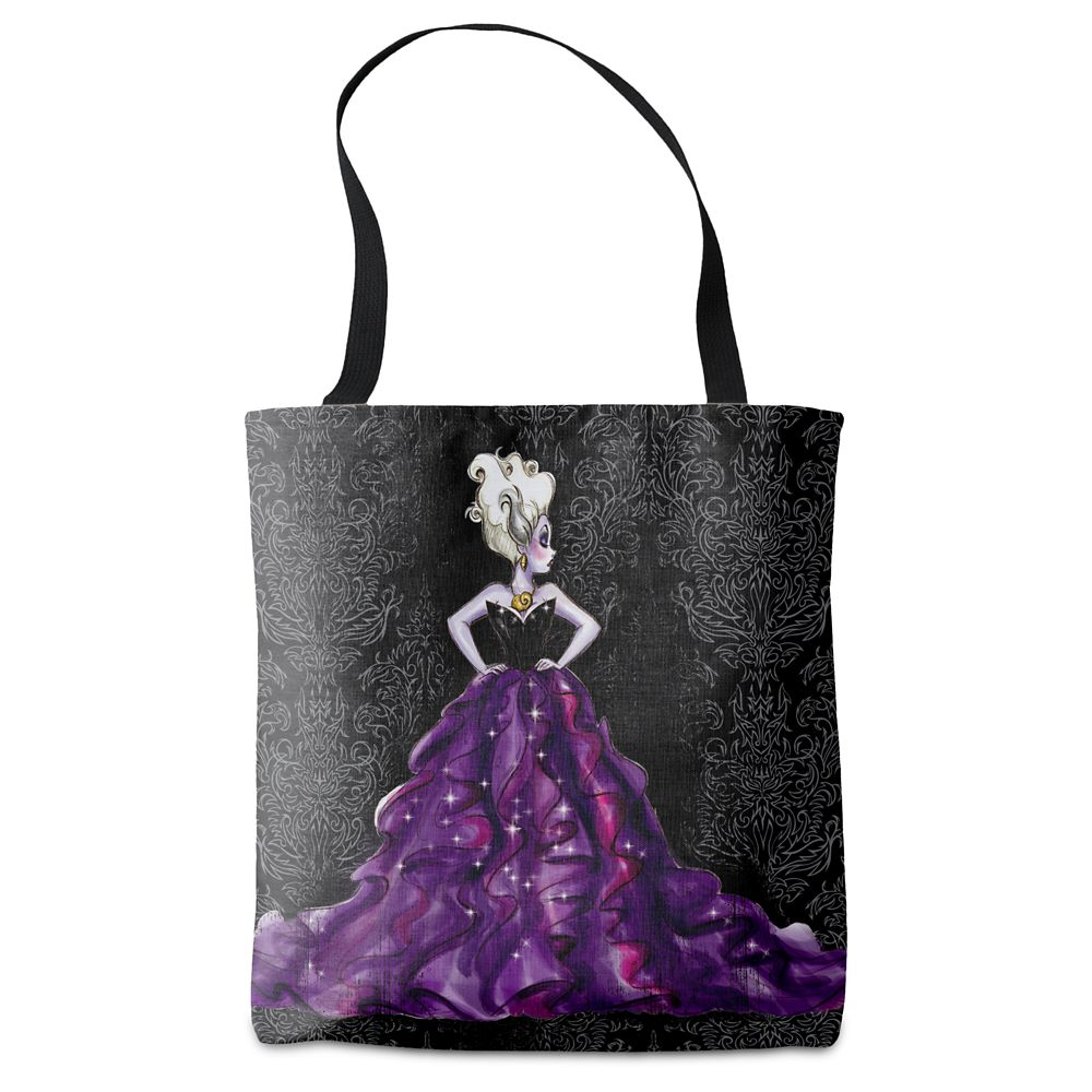 shopdisney.com - Ursula Tote Bag  Art of Disney Villains Designer Collection 19.95 USD