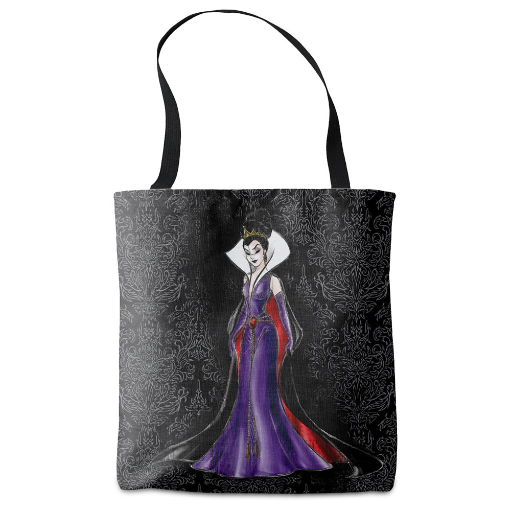 Evil Queen Tote Bag – Art of Disney Villains Designer Collection