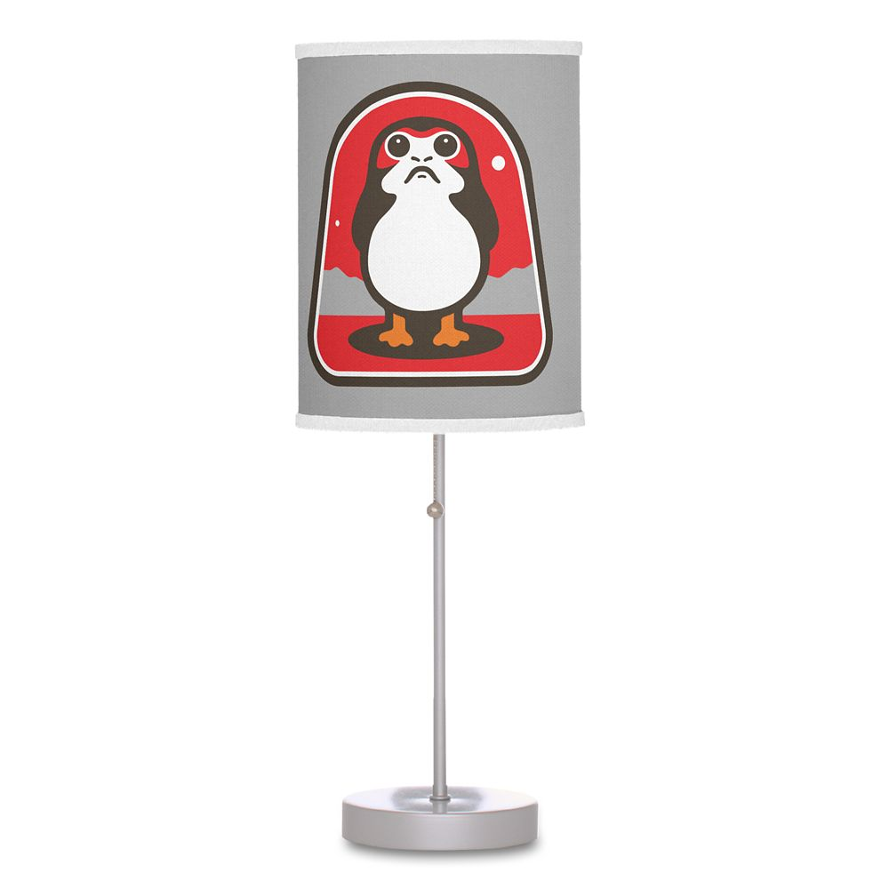 Porg Badge Lamp – Star Wars: The Last Jedi – Customizable